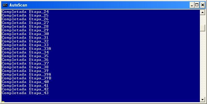 43º estágio do AutoScan ComboFix