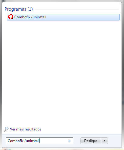 Windows 7 Menu Iniciar