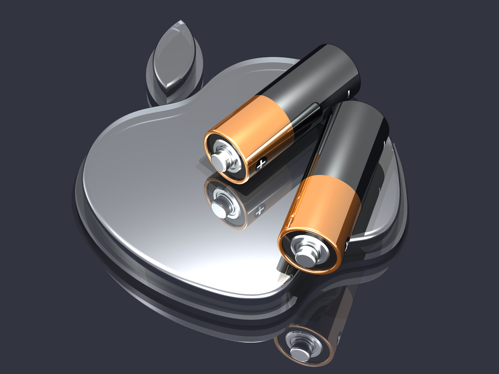 Apple_logo_battery