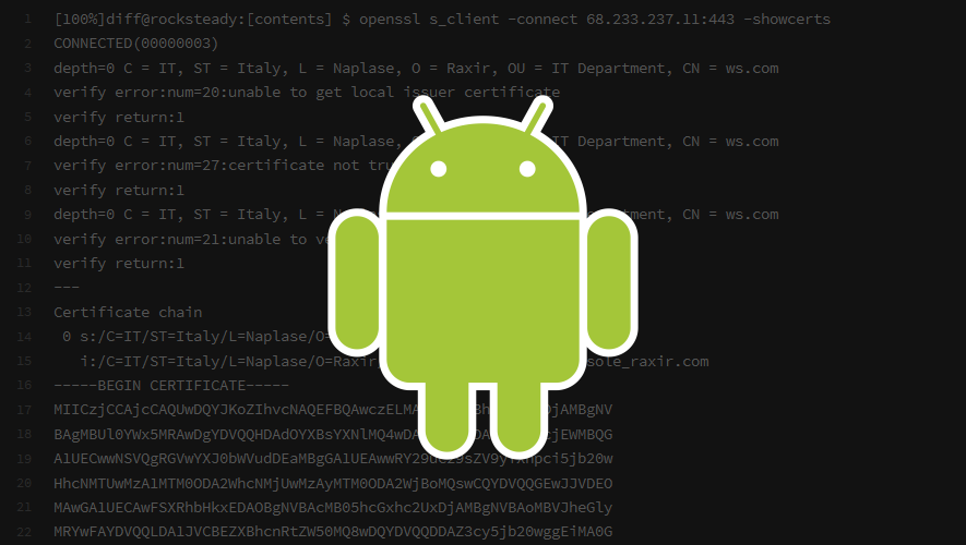 Android-logo-code