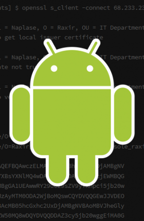 The Next Big Thing for Android Malware Is