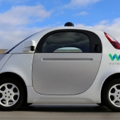 Google Spins Off Its Self-Driving Cars Division Into New Company Called Waymo Image