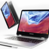 Google and Samsung Release Touchscreen-Enabled Chromebook That Runs Android Apps Image
