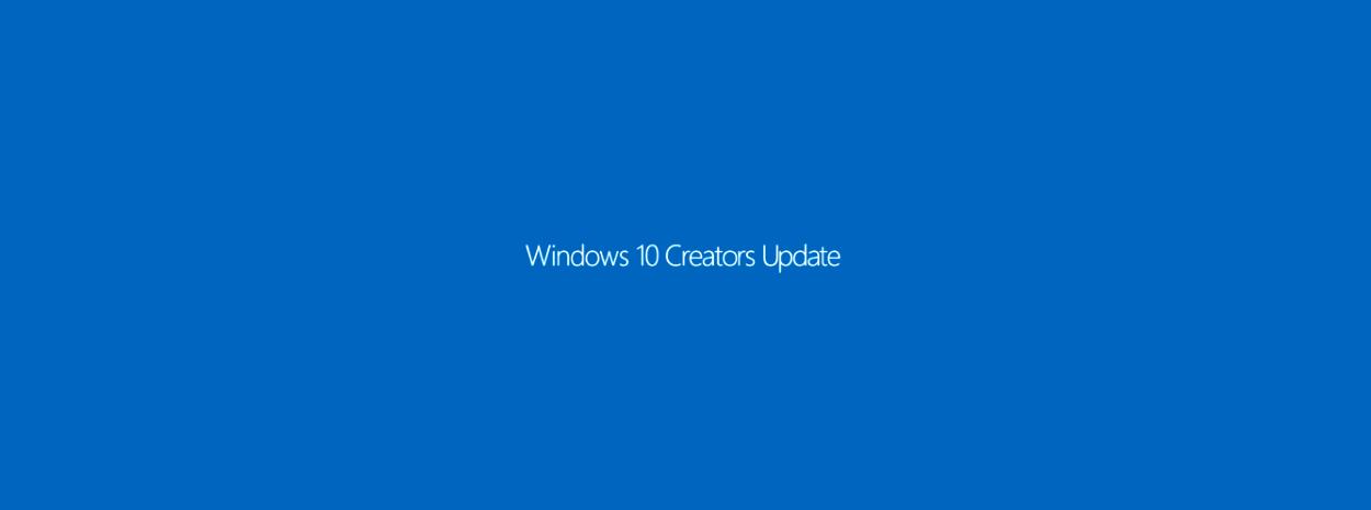 Unofficial Windows 10 Creators Update Changelog