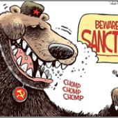 Sanctions Ransomware Makes Fun of USA Sanctions Against Russia Image