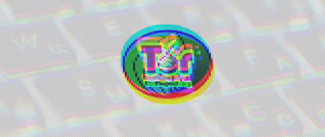 Tor Project glitched logo
