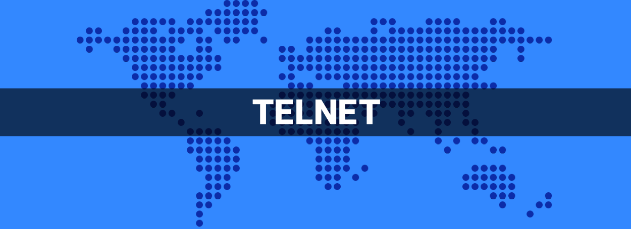Someone Published a List of Telnet Credentials for Thousands
