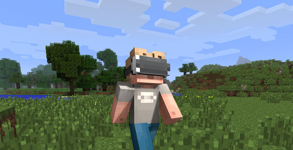 Minecraft Now Supports Windows Mixed Reality for an Immersive Experience