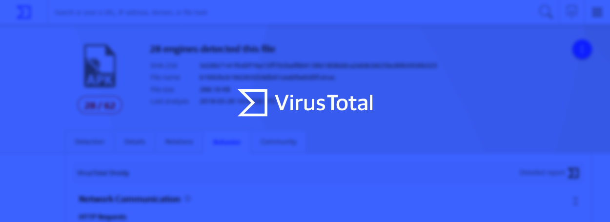 VirusTotal Launches Droidy, Its New Android Sandbox Technology