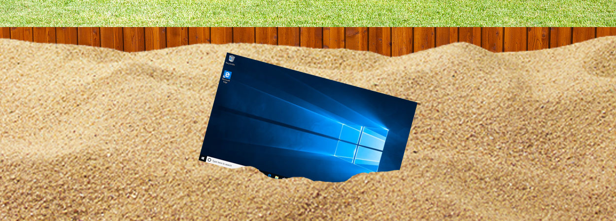 Windows-10-sandbox