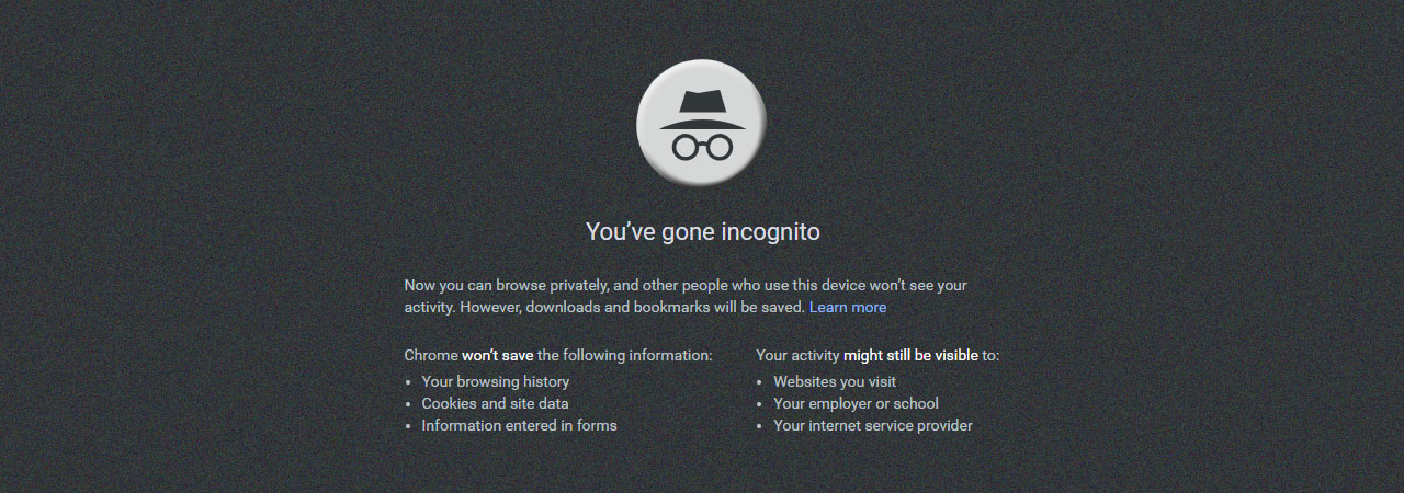 Google Chrome Incognito Mode Can Still Be Detected by These Methods