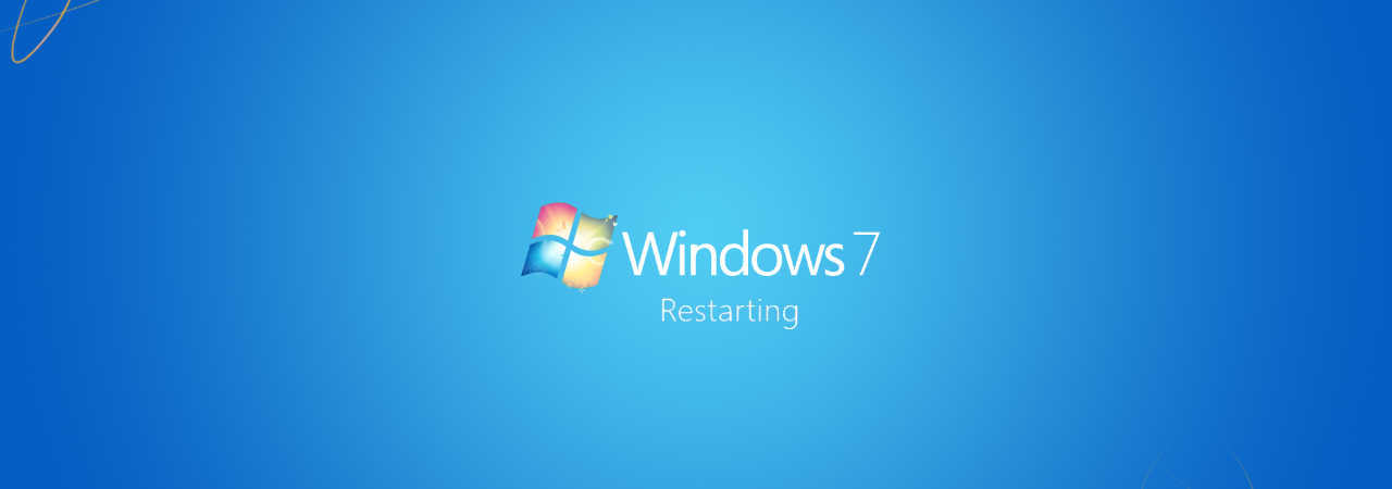 Windows 7 Header