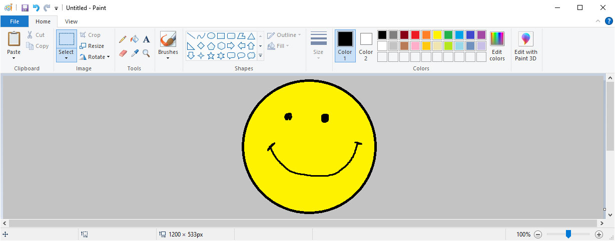 Microsoft Not Giving Up on Classic Windows Paint Yet