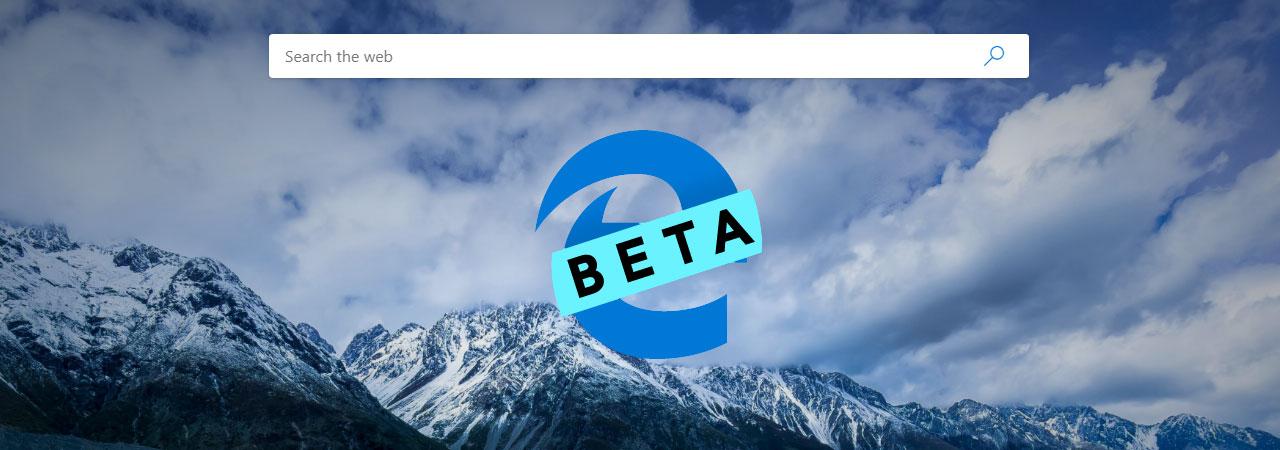Edge Beta