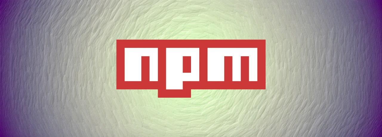 The empty npm package '-' has over 700,000 downloads;  here is why