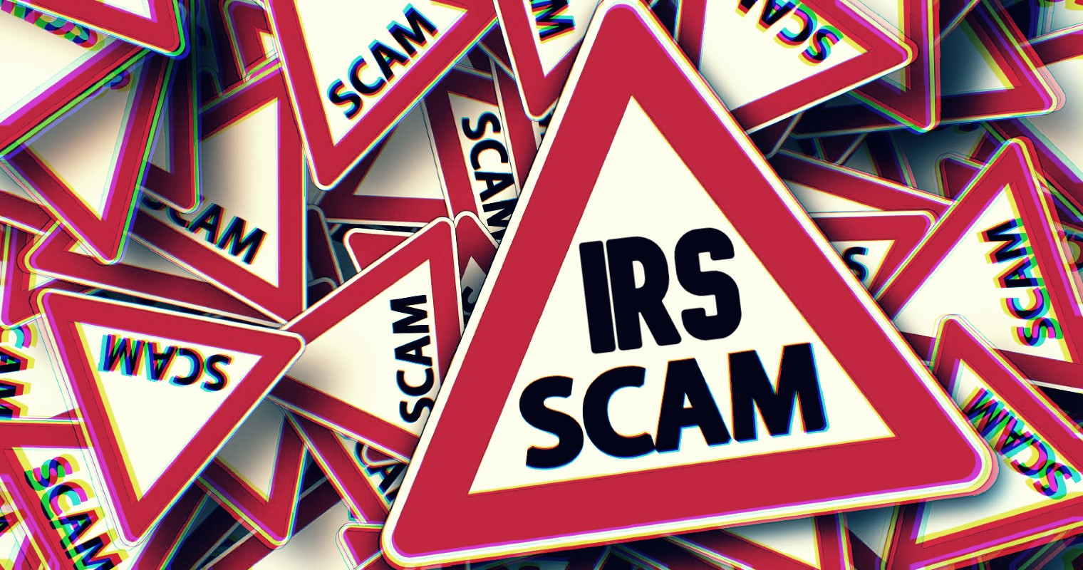 Scammers impersonating the IRS threaten victims with legal action