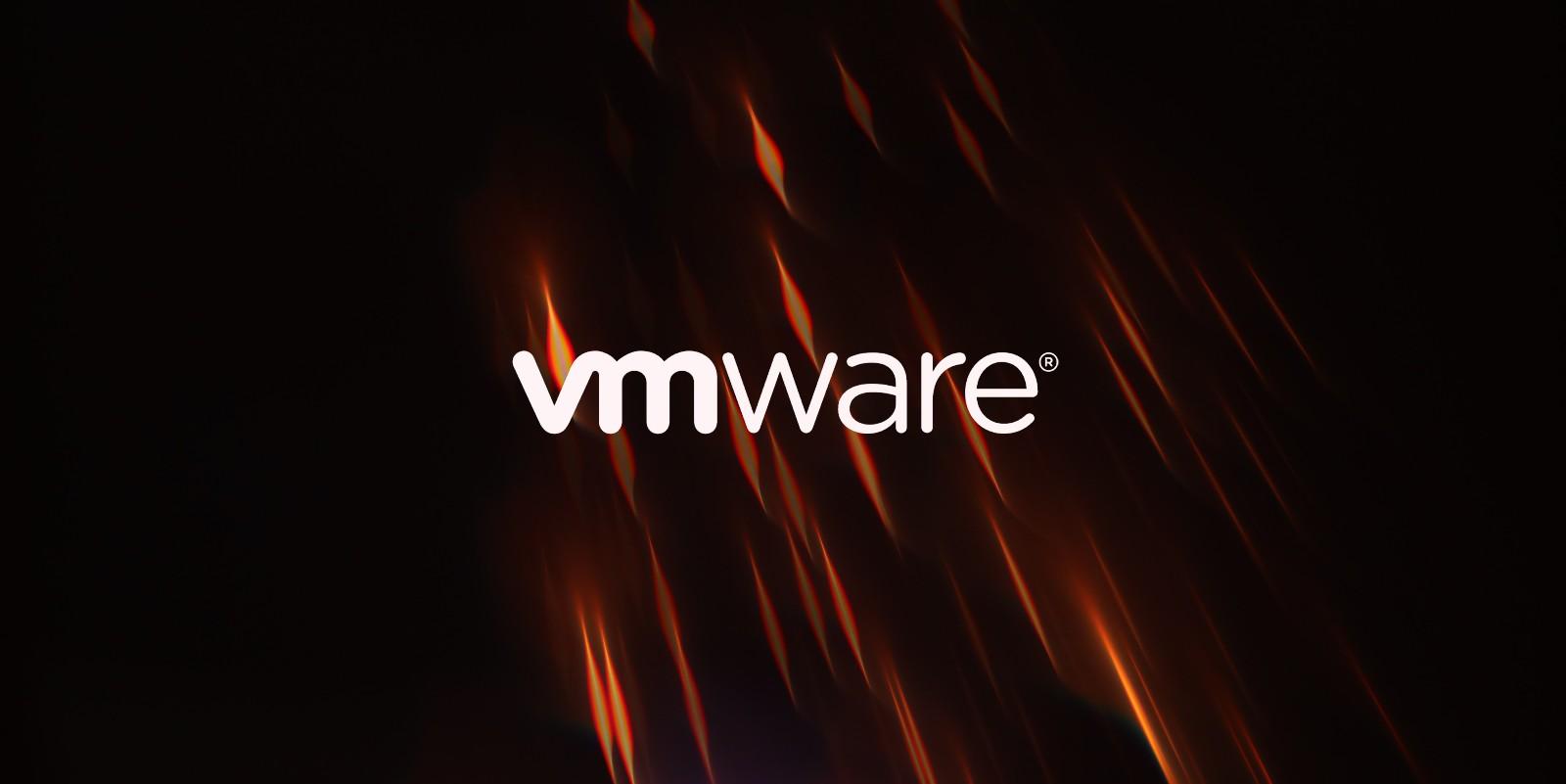 VMware sửa lỗi cho phép kẻ tấn công lấy cắp thông tin đăng nhập quản trị viên