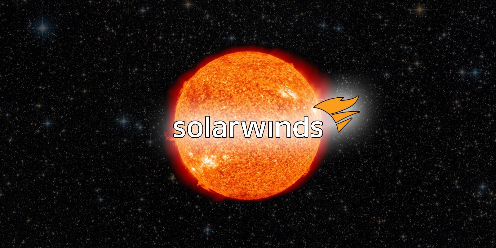 SolarWinds releases updated advisory for new SUPERNOVA malware