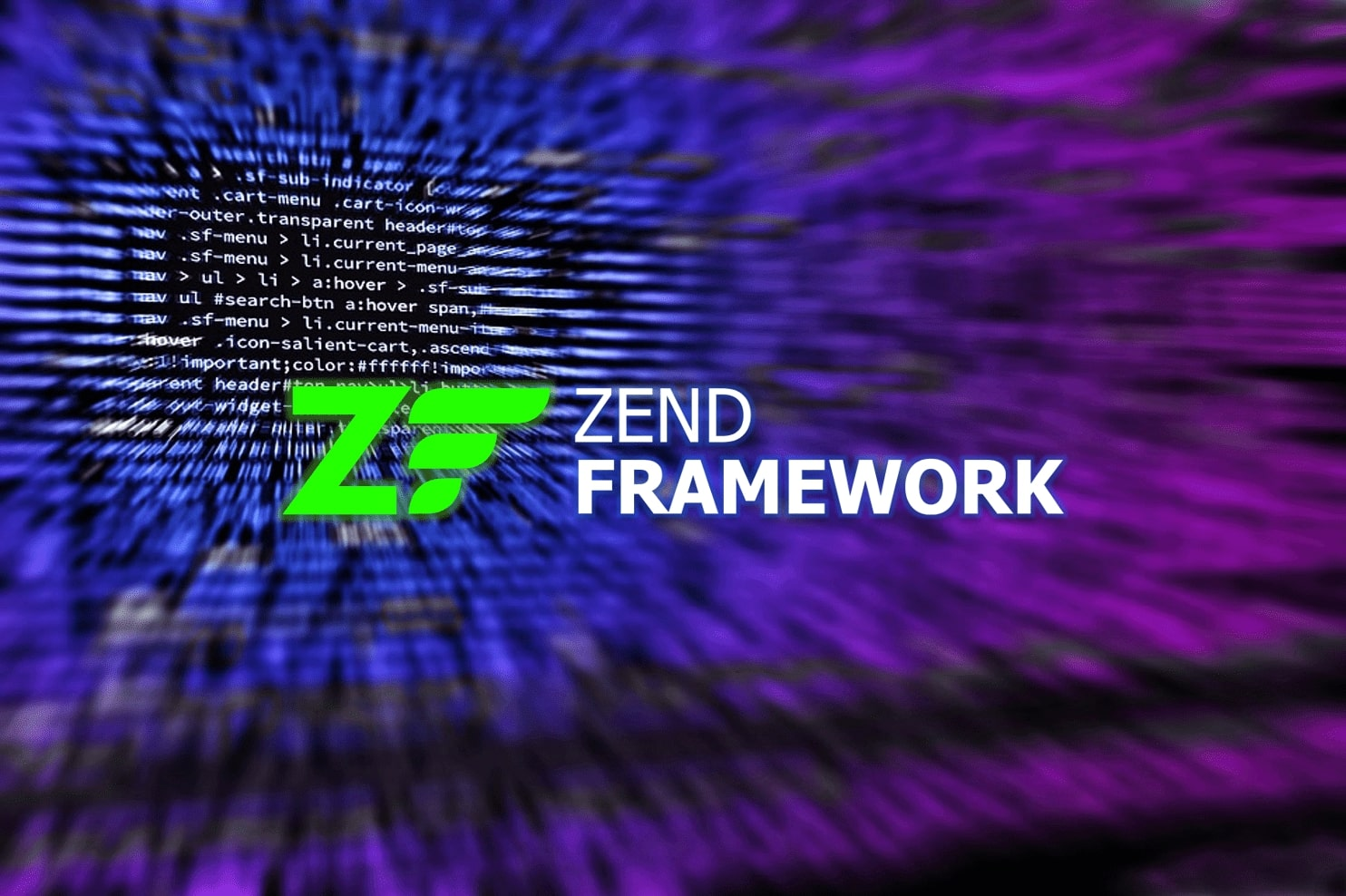 Zend Framework background