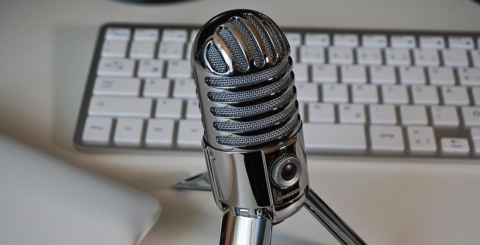 Keyboard Microphone