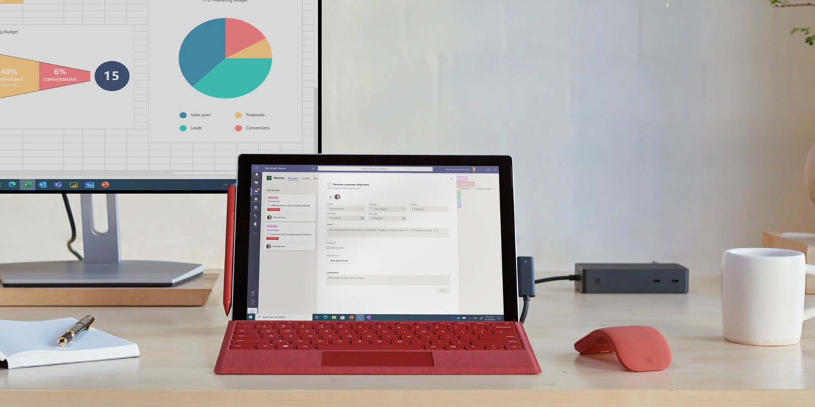 Windows 10 hardware security enabled by default on new Surface PC