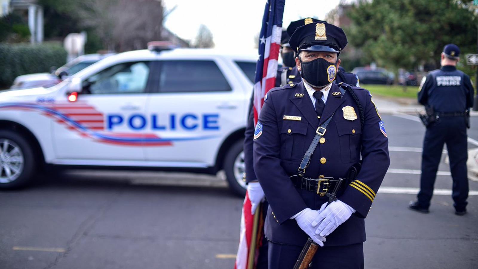 Ransomware gang leaks data from Metropolitan Police Department