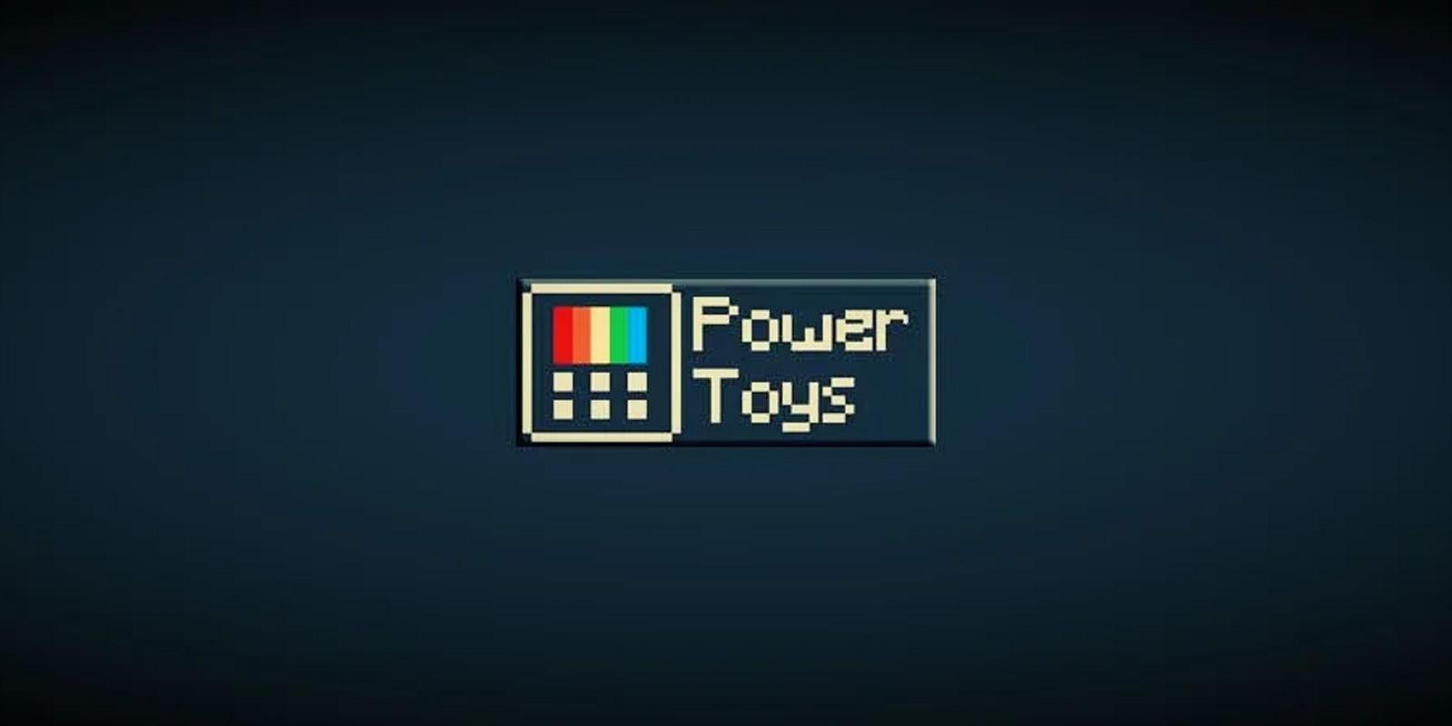 Windows 10 Power Toys