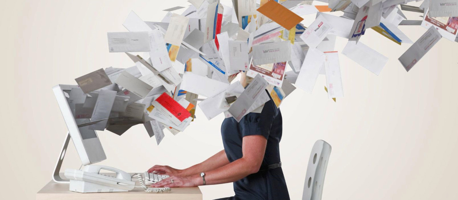 Phishing email storm