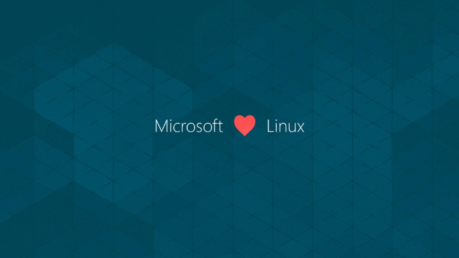 Microsoft, Linux başlığını seviyor