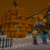 Microsoft releases Spooky Minecraft Mashup pack for Halloween Image