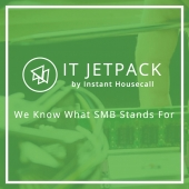 New IT JetPack Show on how to Improve your Networking and Presentation Skills Image
