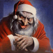 The Ded Cryptor Ransomware thinks you have been Naughty this Year Image