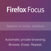 Mozilla Launches Firefox Focus, a Standalone Private Browser for iOS Image