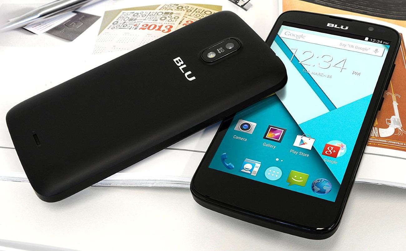 BLU Studio G smartphone
