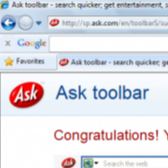 Ask.com Toolbar Updater Abused to Download Malware Image