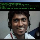 VindowsLocker Ransomware Mimics Tech Support Scam, Not the Other Way Around Image