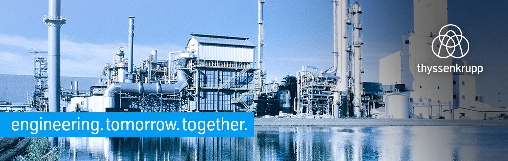 ThyssenKrupp plant