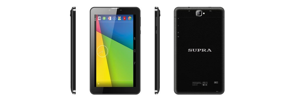 SUPRA M729G tablet