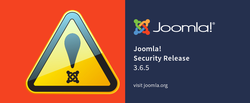 Joomla 3.6.5 released
