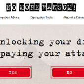No More Ransom Project Expands with 34 New Partners, 32 New Free Decryption Tools Image