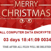 Merry Christmas Ransomware and its dev,  ComodoSecurity, not bringing Holiday Cheer Image