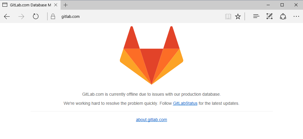 GitLab Goes Down After Employee Deletes the Wrong Folder