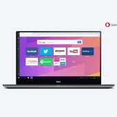 Opera Browser Gets a New UI Image