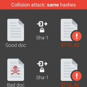 SHA1 Collision Attack Makes Its First Victim: Subversion Repositories Image