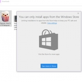 Upcoming Windows 10 Feature Will Block Installation of Win32 Apps Image