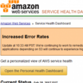 AWS Goes Down, and So Do Millions of Websites, Apps, and Other Services Image