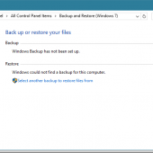 Windows 10 UAC Bypass Uses Backup and Restore Utility Image