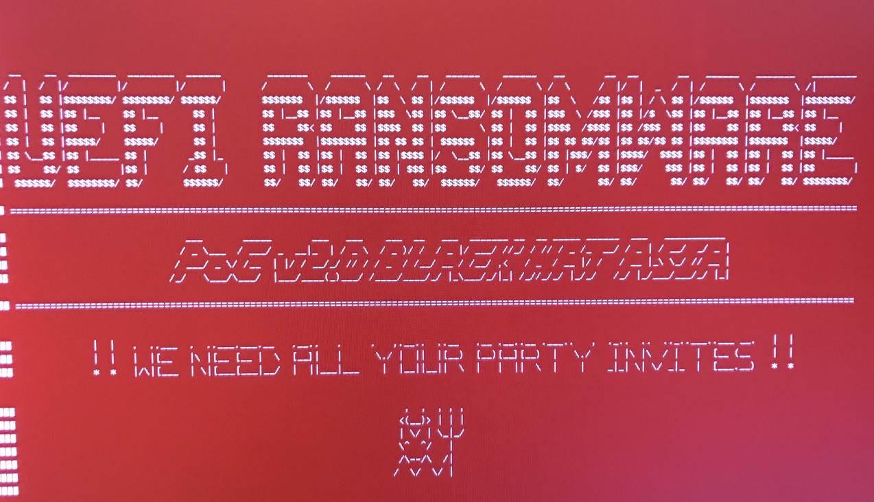 Gigabyte ransomware