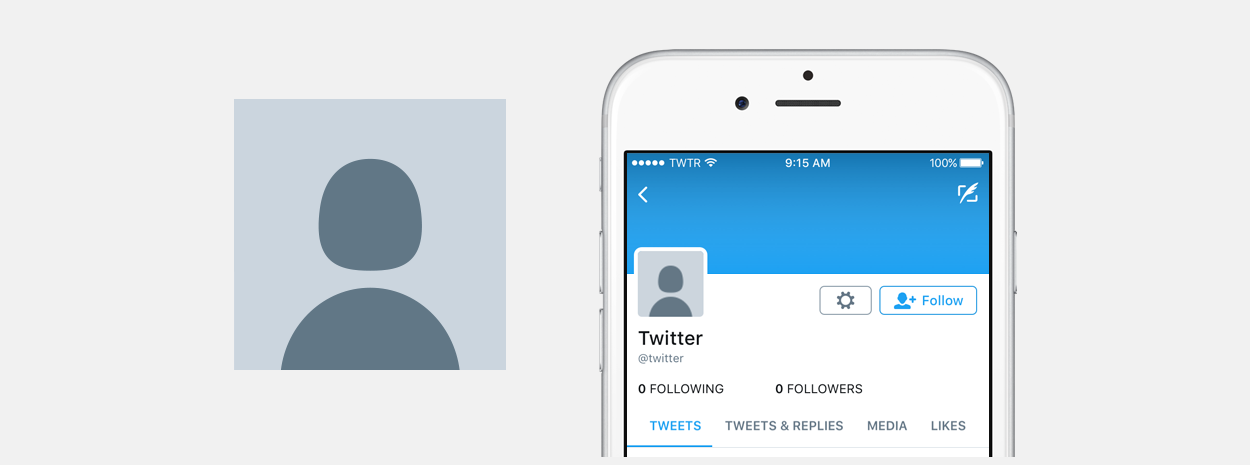 New Twitter Avatar